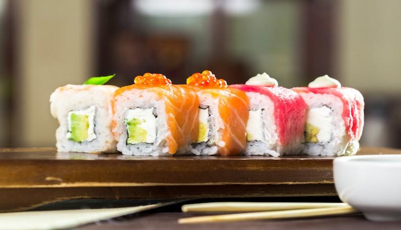 Todos Los Productos Para Sushi en un Solo Lugar !!!